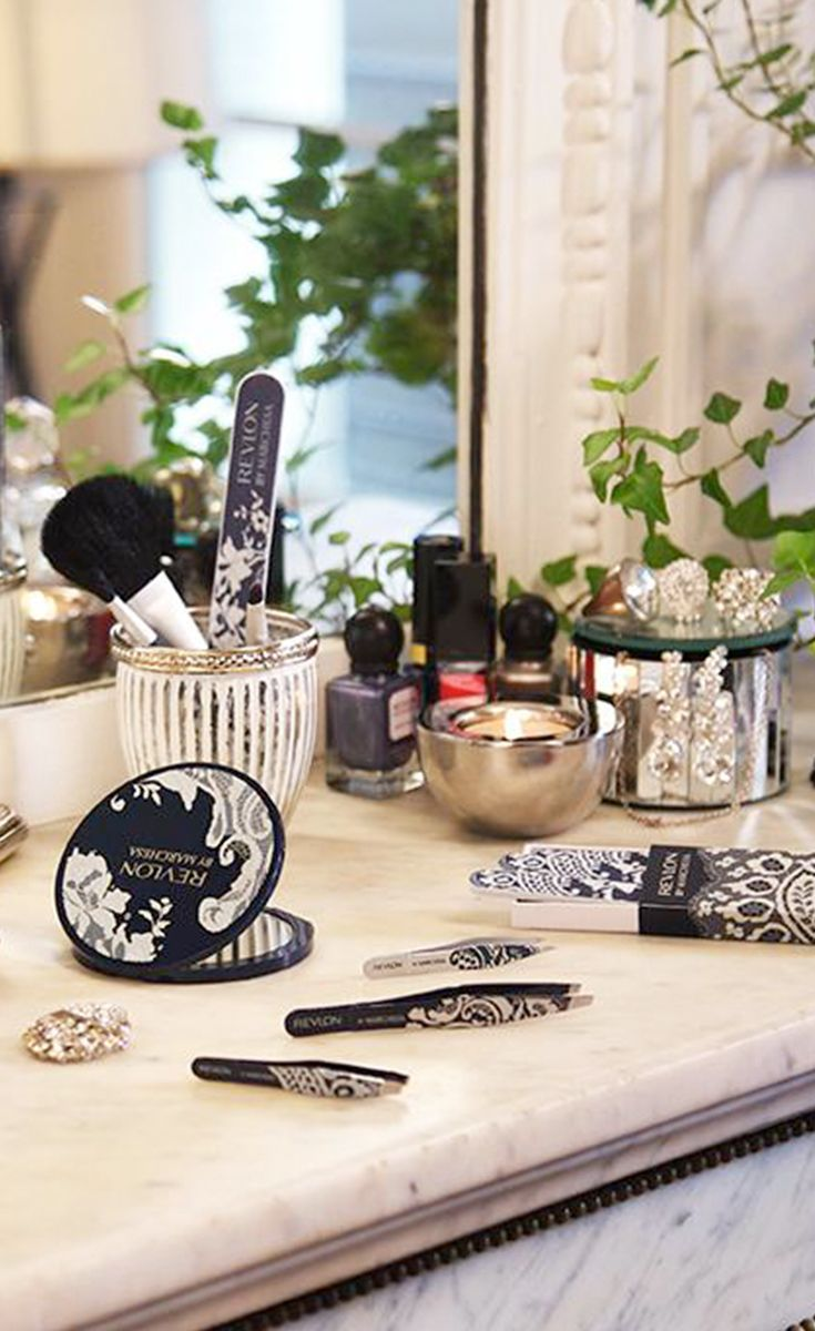 475 best vanity flair images on pinterest artists architecture beauty tools worth keeping out of the vanity drawer revlonbymarchesa ladyluxurydesigns geotapseo Gallery