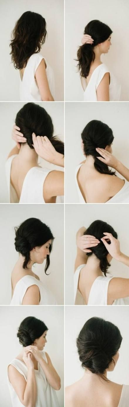 Hairstyles Messy Bun French Twists 22 Ideas For 2019