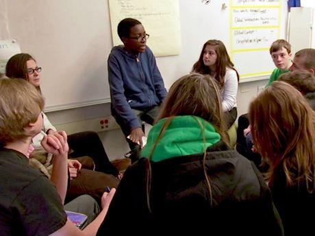 International Baccalaureate: Identifying and Encouraging Genius   Edutopia