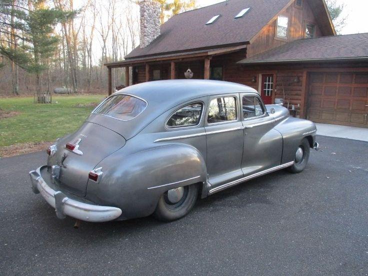 1000 ideas about dodge sedan on pinterest old cars for 1947 dodge 2 door sedan