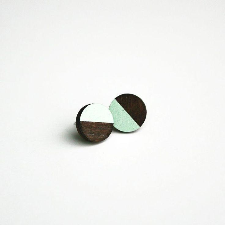 Grundled - Genus - Flere farver - Tinga Tango Designbutik #design#ørestikker#mint