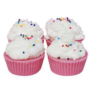Cupcake Wax Tarts Recipe and the wholesale supplies are available from Natures Garden.  Learn how to make homemade diy scented wax melts at home.