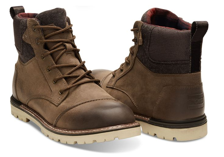 A hiker-inspired boot for casual days that call for extra comfort. Featuring premium waterproof leather and a waterproof inner liner to keep feet dry, these shoes will be your go-to choice for outings that call for a pair of sturdy, reliable boots.