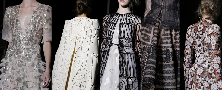Valentino - Paris Haute Couture Spring Summer 2013