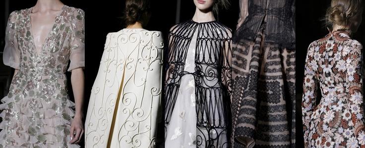Valentino - Paris Haute Couture Spring Summer 2013