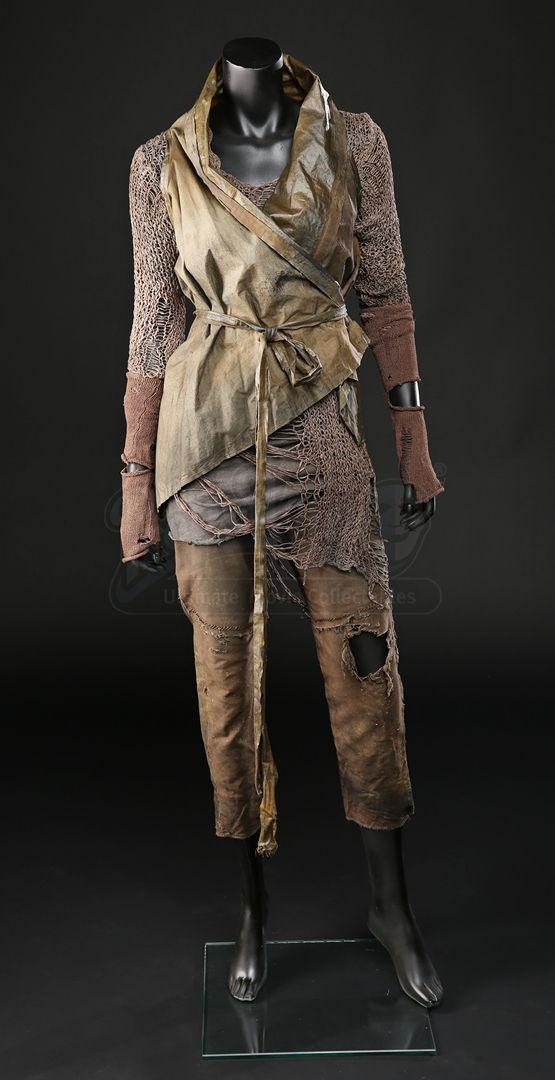 Lot # 191- Noah Auction - Na?el Stunt Double Costume