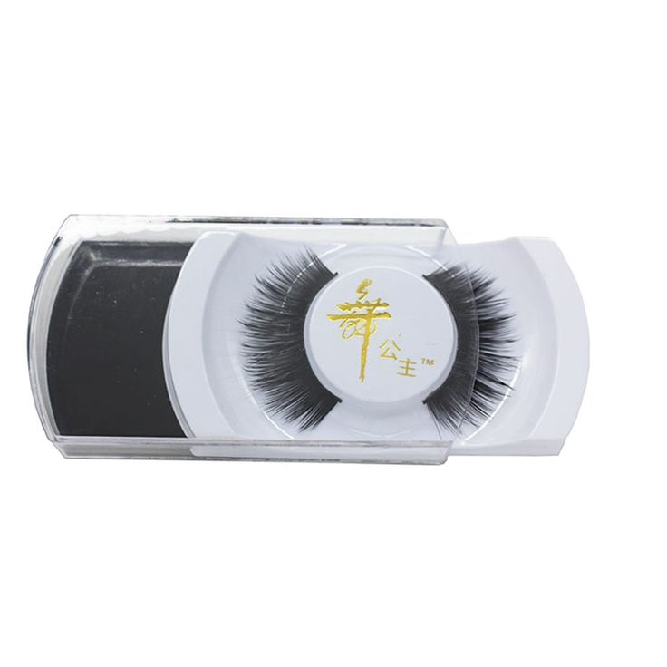 Free Shipping 10 Pairs Handmade Eyelashes Super Natural False Eyelash Thick Mink 3D Strip Lashes Fake Eyelashes Makeup Beauty E5