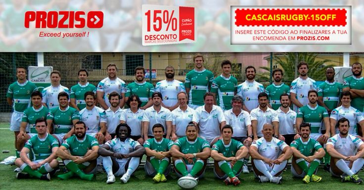 A partir de hoje, a PROZIS junta-se ao Cascais Rugby. Mais info em http://cascaisrugby.com/prozis-junta-se-a-familia-cascais-rugby/