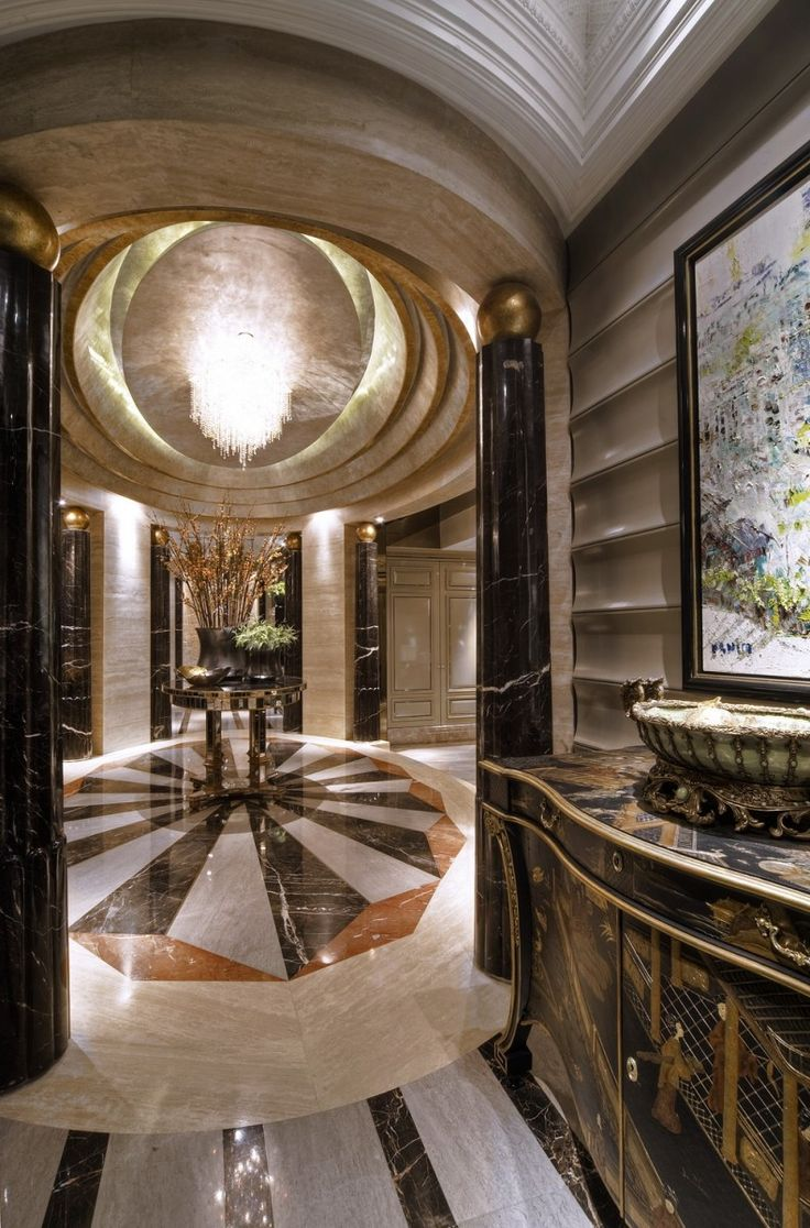 Luxury Mansion Foyer : Best images about first impression on pinterest