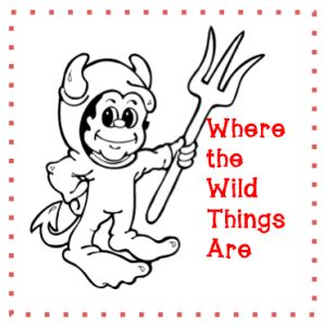 Where The Wild Things Are Speech amp Language Book