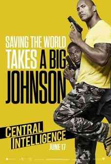 Download Central Intelligence 2016 Full Movie