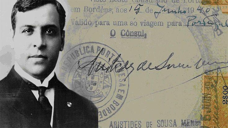Aristides de Sousa Mendes vai ser condecorado por Marcelo Rebelo de Sousa
