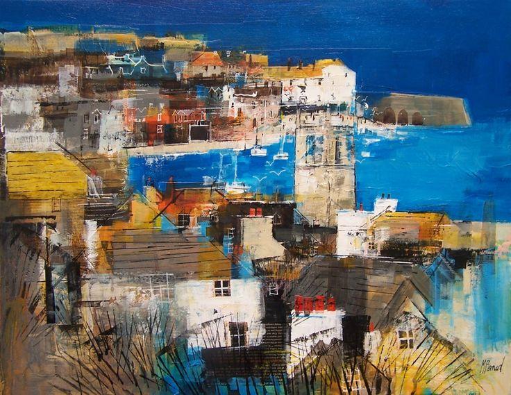 Mike Bernard, St Ives