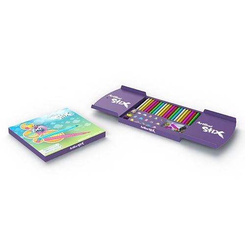 Pelikan Artline Stix Packaging by Exposure Creative #packaging #pack #design #product #promotion