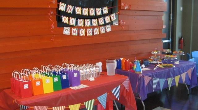 Megan's rainbow birthday party: Rainbow Birthday Parties, Megan S Rainbow, Party Ideas, Birthday Ideas, Birthday Party