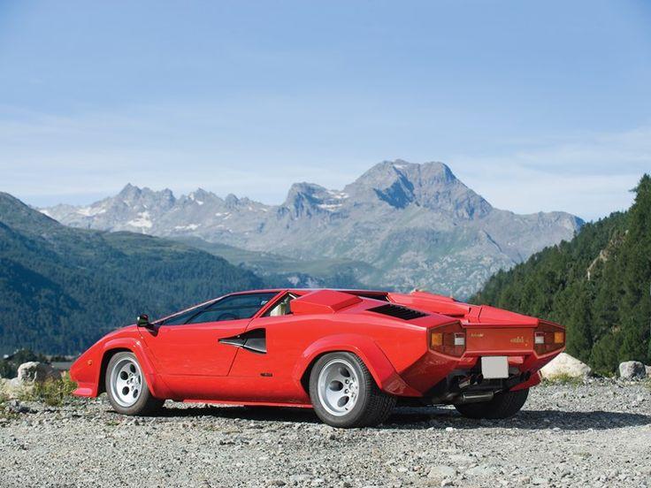 1981 Lamborghini Countach LP 400S