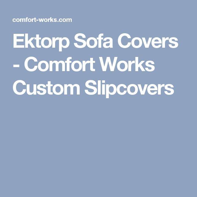Ektorp Sofa Covers - Comfort Works Custom Slipcovers