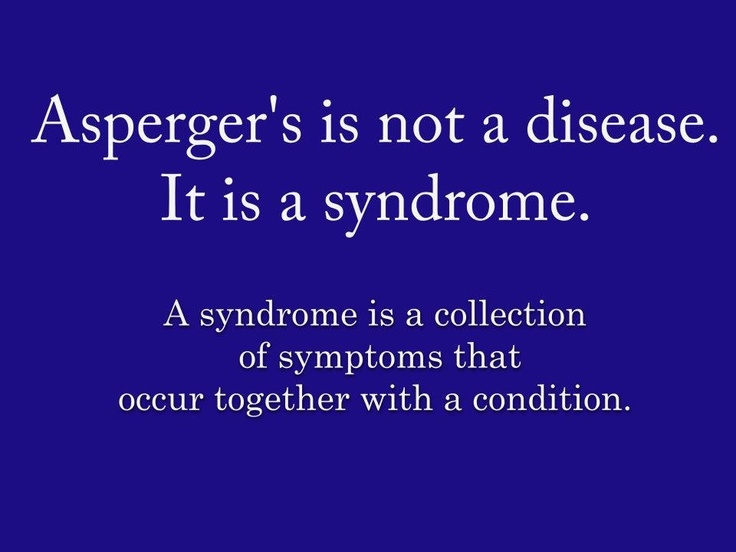 I'm writing a paper on Asperger's syndrome and need a ideals?