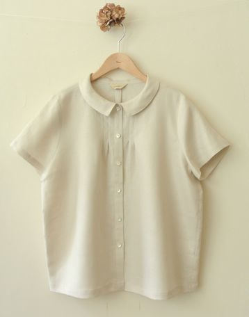 Blouse pattern (Japanese & English)