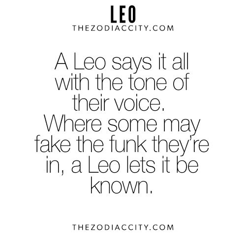 Zodiac Leo Facts - For more zodiac fun facts, click here.