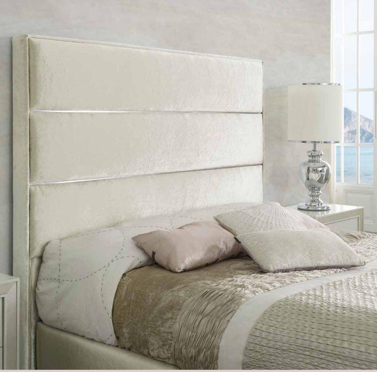 Sengegavl modell CLAUDIA.  Se vårt store utvalg av sengegavler, møbler og interiør til ditt hjem i nettbutikken vår www.mirame.no #claudia #sengegavl #soverom #drømsøtt #norskehjem #seng #sove #interior #interiør #mirame #design #hus #hjem #seng #godhelg #inspirasjon #headboard #bedroom #interiorinspiration #sleep
