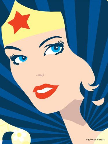 DC Comics Wonder Woman Mix & Match Stationery Set, $8.05 via Amazon.Com (View #2 of 4)