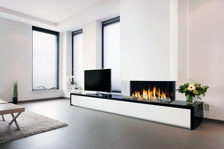 die besten 25 gaskamin ideen auf pinterest ofen wohnzimmer kamin wohnzimmer und traumhaus. Black Bedroom Furniture Sets. Home Design Ideas