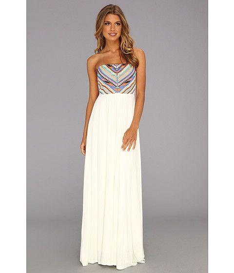 Elen Bohemian Maxi Dress from rsvp #fashion #favorites #zappos
