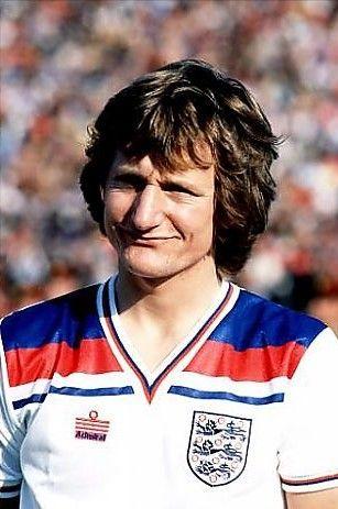 Eric Gates England 1980