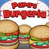 Papa's Burgeria -  An all time favorite top flash games at year 2012 and 2013. Fun Time management game from Starfall Zone.