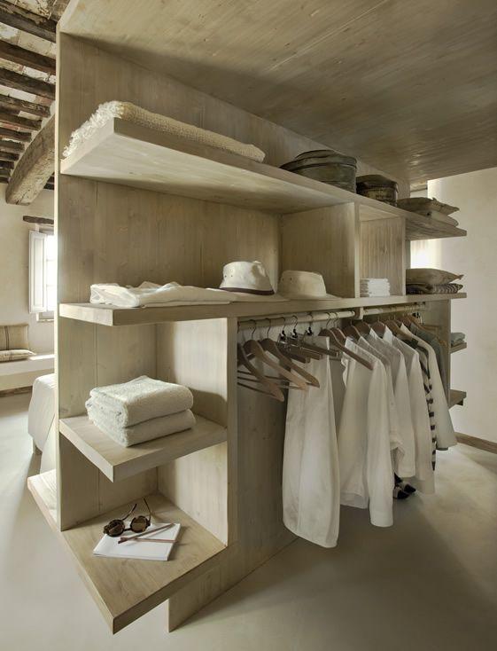 fantasticas-ideas-de-closets-detras-de-la-cama-4 | Curso de organizacion de hogar aprenda a ser organizado en poco tiempo