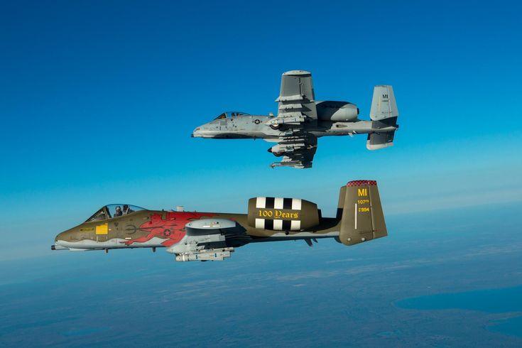 A10 warthog on Pinterest   Planes, A 10 aircraft and Aircraft