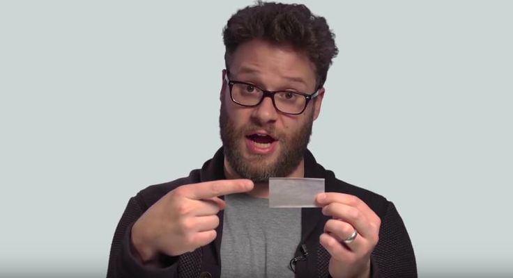 Seth Rogen Teaches You To Roll The Perfect Joint