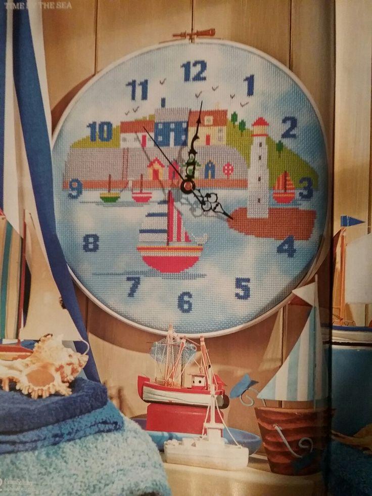 Time by the sea - Durene Jones