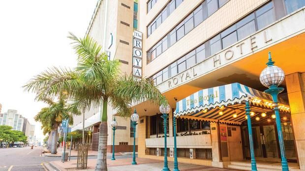 """Durban - The Special Investigating Unit (SIU) is hot on the heels of Durban businessman Dumisani Tembe, who allegedly defrauded the government of more than R88million in an """"illegal"""" 10-year lease agreement for the Royal Hotel office space. #durban #royalhotel"""