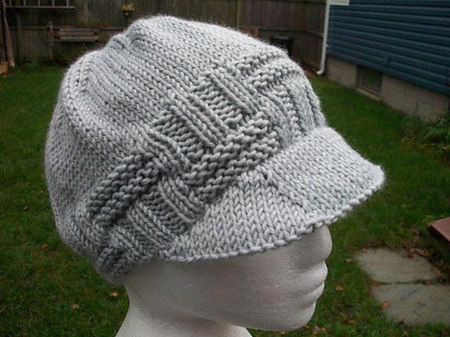 Ravelry: Anja's Hat by Karina Maza-Gildea