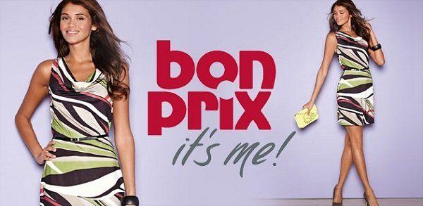 В магазине BonPrix Скидки от 50% на женскую одежду, обувь аксессуары! http://cash4brands.ru/bonprix-ru/
