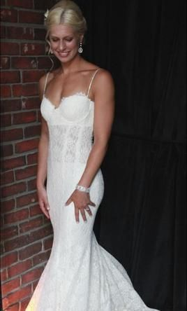 Pnina Tornai Style: 4180/1187268 10: buy this dress for a fraction of the salon price on PreOwnedWeddingDresses.com