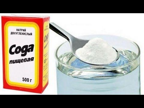 как правильно пить соду чтобы похудеть рецепт