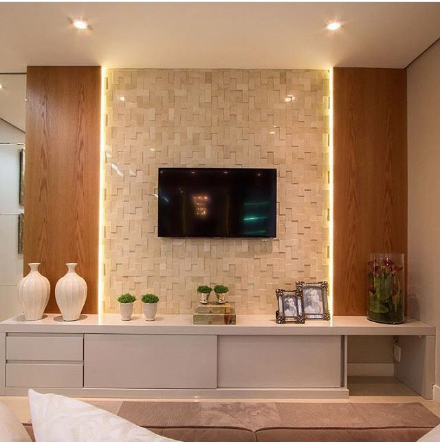 96 best decor - tv wall images on pinterest