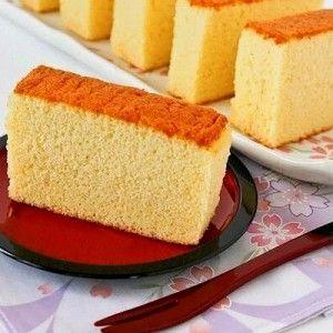 Японский бисквит «Кастелла»