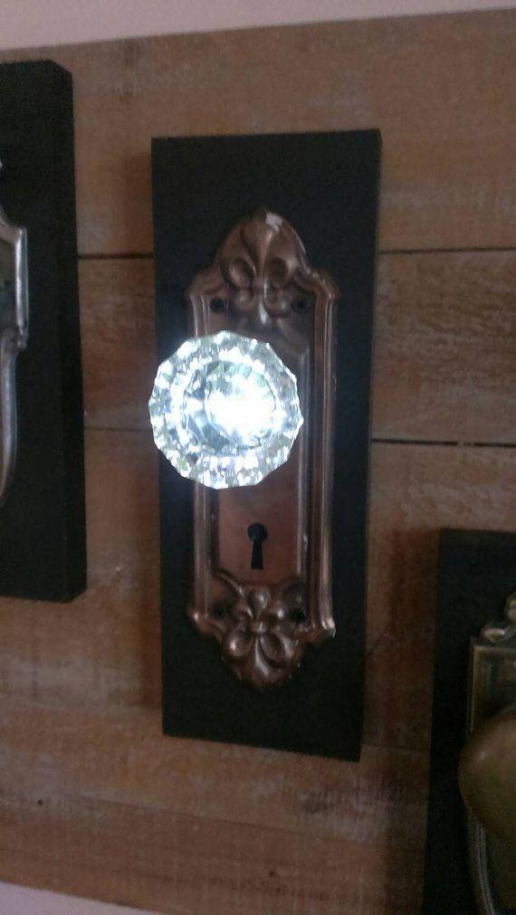 185 best Dazzling Doorknobs*... images on Pinterest | Glass door ...
