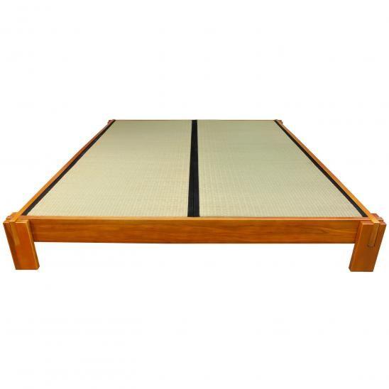 Buy Tatami Platform Bed - Honey Online (TATAMI-BED-HON) | Satisfaction Guaranteed