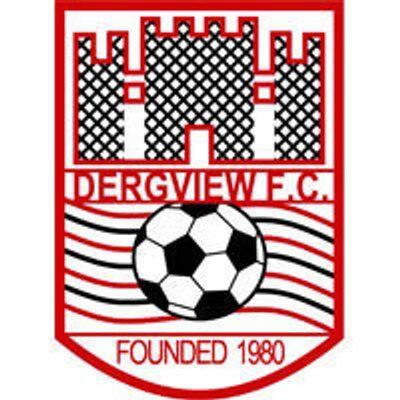1980, Dergview F.C. (Northern Ireland) #DergviewFC #NorthernIreland (L15684)
