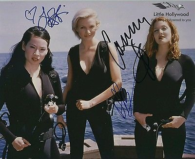 CHARLIES-ANGELS-LUCY-LIU-DREW-BARRYMORE-CAMERON-DIAZ-RP-SIGNED-8-10-PHOTO