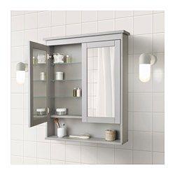Ikea spiegelschrank hemnes  Die besten 25+ Badezimmer spiegelschrank ikea Ideen auf Pinterest ...