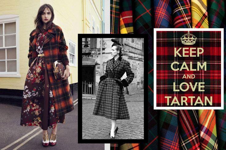tartan trend fall winter fashion blogger