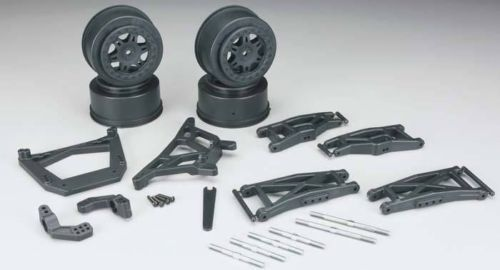 Suspension and Steering Parts 182199: Pro-Line Protrac Suspension Kit Traxxas Slash 2Wd And Stampede Xl-5 Vxl - 6062-00 -> BUY IT NOW ONLY: $62.36 on eBay!
