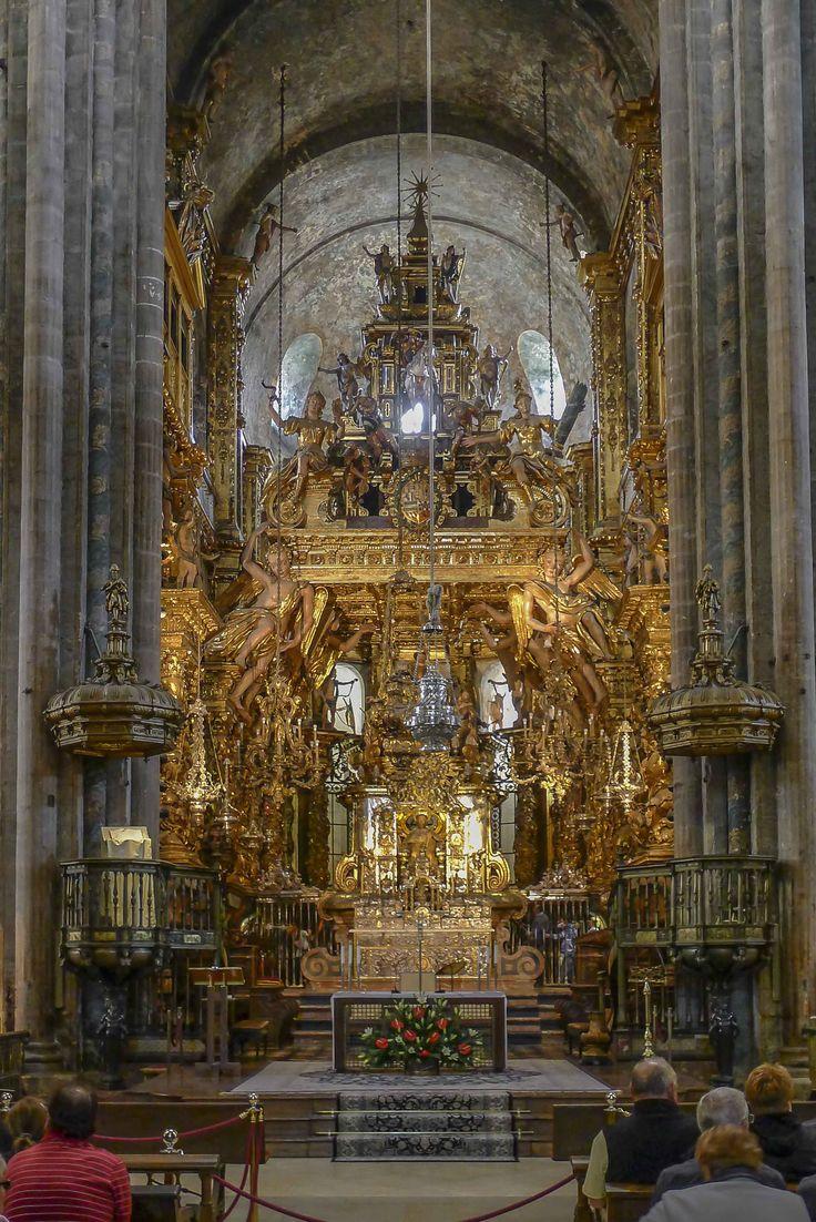 En el enlace podéis acceder al horario de las misas de la Catedral de Santiago de Compostela. #catedraldesantiago #misadelperegrino