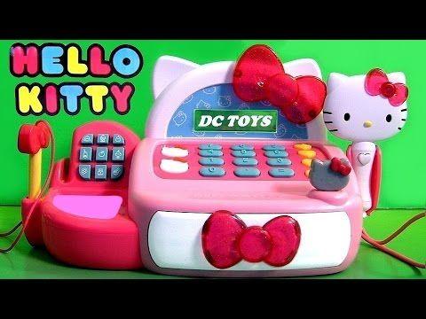 Hello Kitty Cash Register VS. Minnie Mouse Electronic Caja Registradora Caisse by DisneyCollector - http://www.disneytoysreviews.com/cash-register-toys/hello-kitty-cash-register-vs-minnie-mouse-electronic-caja-registradora-caisse-by-disneycollector/